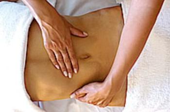 Massage personnalisé : massage du ventre