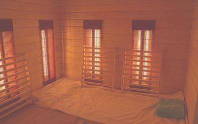 Les bienfaits du sauna Infrarouge –ou Infrathérapie