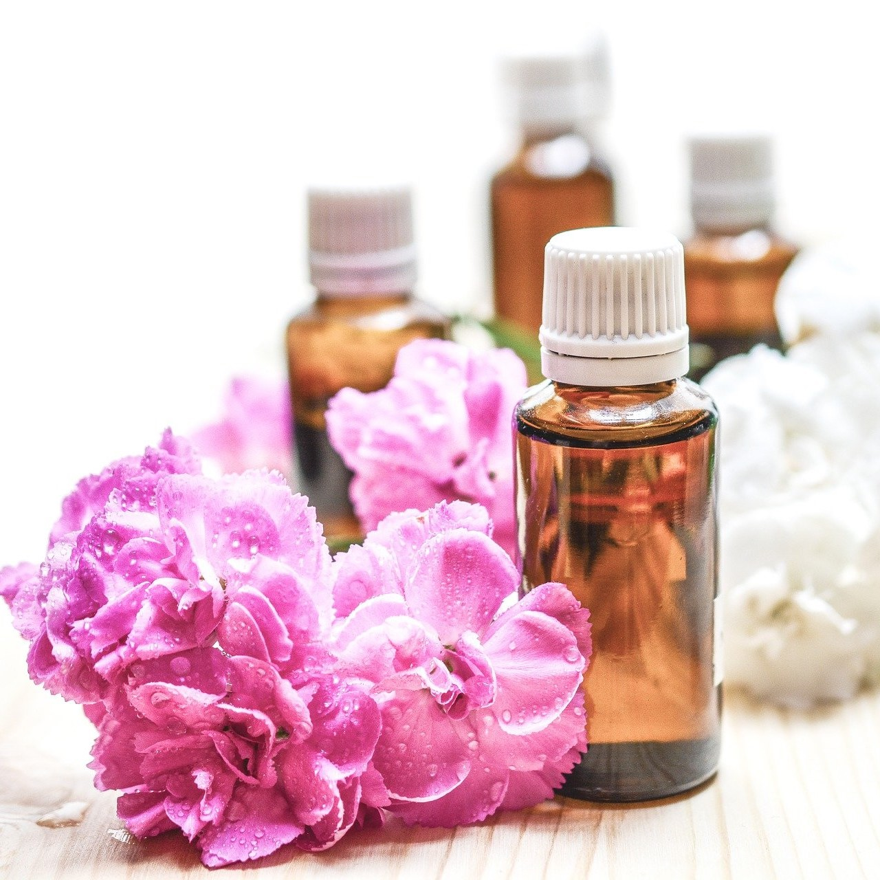 Massages aux huiles essentielles