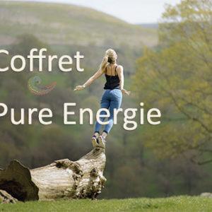coffret pure énergie Aria Bien Etre