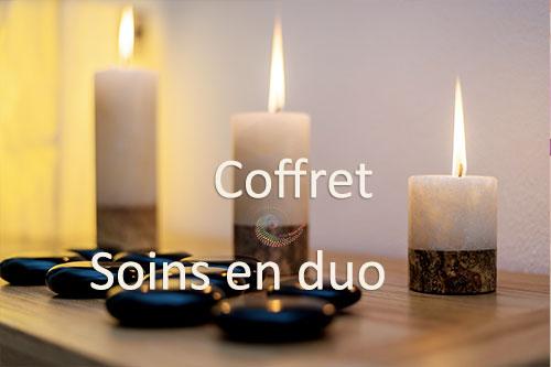 Coffret soins en duo Aria Bien Etre