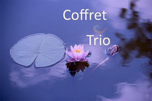 Coffret trio Aria Bien Etre