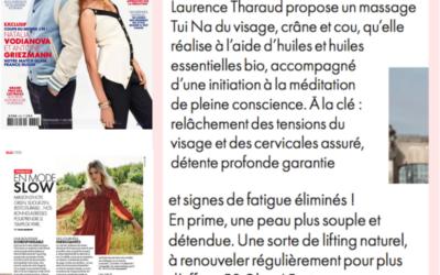 Magazine ELLE – Cahier Rhône Alpes – juin 2018