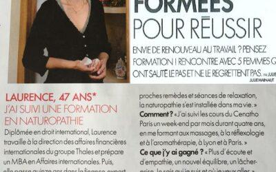 Magazine ELLE – Cahier Rhône Alpes – septembre 2016