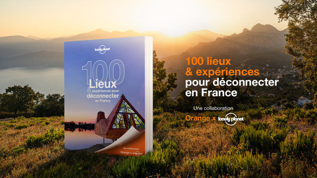 Guide Orange x Lonely planet